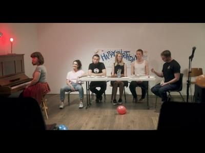 Embedded thumbnail for Drop the Mic - Performance in Mengi, Reykjavik 2019